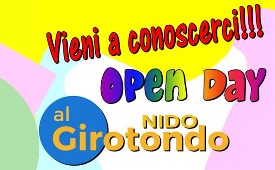 Open Day Nido dell'infanzia