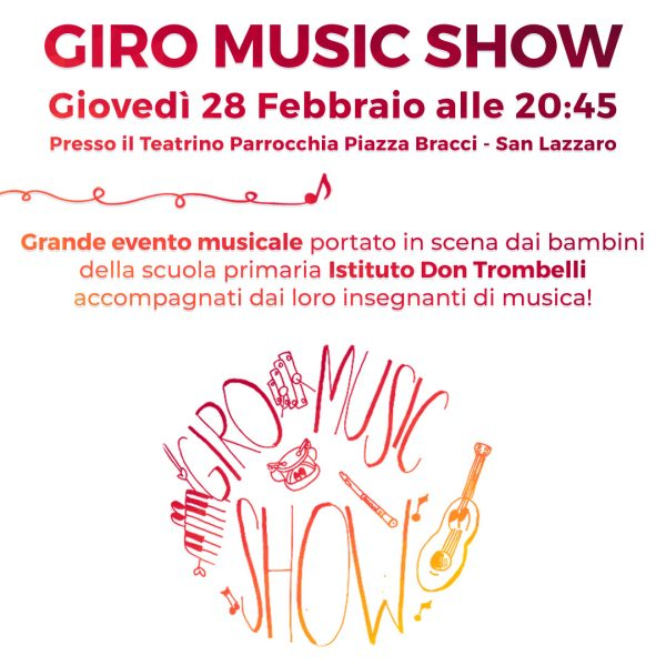 GIRO MUSIC SHOW